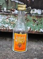 Rare Ancienne Mignonnettes Tequila Mexical - Miniatures