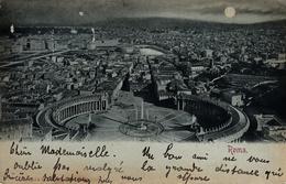 Thematiques Italie Roma Provincia Di Roma Timbre Cachet 09 12 1898 - Roma (Rome)