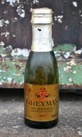 Rare Ancienne Mignonnettes Greyman Vin Mousseux - Miniatures