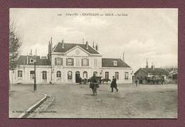 "CHATILLON-SUR-SEINE (21) : "" LA GARE "" - Chatillon Sur Seine"