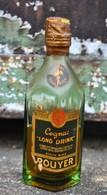 Rare Ancienne Mignonnettes Cognac Rouyer - Mignonnettes