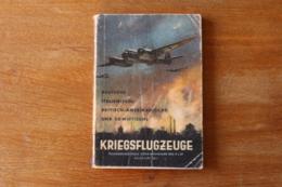 Livret Allemand  Kriegsflugzeuge  Identification Avion 1943 - 1939-45