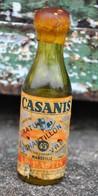 Rare Ancienne Mignonnettes Pastis Casanis - Miniatures