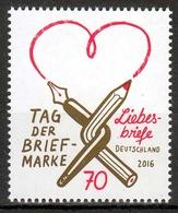 Bund MiNr. 3259 ** Tag Der Briefmarke - Nuovi