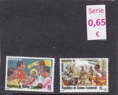 Guinea Ecuatorial  -  Serie Completa Nueva* (Navidad – Christmas)  -  1/163 - Guinea Ecuatorial