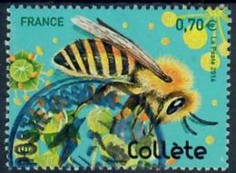 Yt 5051 Collete Abeille Cachet Rond - France