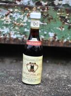 Rare Ancienne Mignonnettes Vin Reine Pédauque Beaujolais 1979 - Miniatures