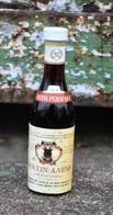 Rare Ancienne Mignonnettes Vin Reine Pédauque Moulin à Vent 1979 - Miniatures