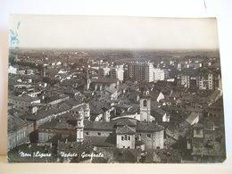 1960 - Alessandria - Novi Ligure - Veduta Generale - Panorama - Vera Fotografia - Alessandria