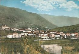 SARONE  -  Panorama.  (scan Verso) - Italie