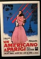 SCHEDA CIAK UN AMERICANO A PARIGI - Non Classificati