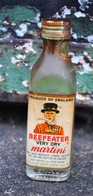 Rare Ancienne Mignonnettes Beefeater Very Dry Martini - Miniature