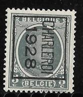 Charleroy 1928 Typo Nr. 173B - Préoblitérés