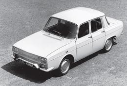 CARTE POSTALE AUTOMOBILE RENAULT 10 Modèle 1968 -  10X15 CM - Voitures De Tourisme