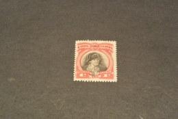 K18478 - Stamp Mint Hinged Cook Islands - 1935 - SC. 92 - P)erf. 14 - Captain James Cook - Kisten Für Briefmarken