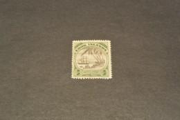 K18479 - Stamp Mint Hinged Cook Islands - 1935 - SC. 91 -Perf. 14 - Landing Of Captain James Cook - Kisten Für Briefmarken