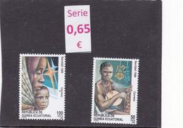 Guinea Ecuatorial  -  Serie Completa Nueva*   (Navidad – Christmas)-  1/188 - Guinea Ecuatorial