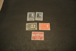 K18497 - Lot Stamps Mint Hinged Malaya - Perlis-Trengganu - Johore - Groot-Brittannië (oude Kolonies En Protectoraten)