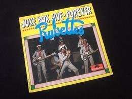 Vinyle 45 Tours Rubettes Juke Box Jive (1974) - Vinyles