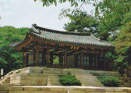 1 AK Südkorea South Korea * Yonghwa-dang Im Palast Changdeokgung, Dem Königspalast In Seoul - Seit 1997 UNESCO Welterbe - Korea (Süd)