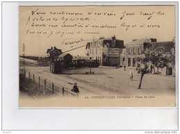 COURSEULLES - Place De Caen - Très Bon état - Courseulles-sur-Mer