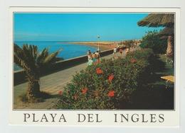 23.12.1993   -  AK/CP/Postcard  Spanien/Kanaren/Playa Del Ingles -  Gelaufen   - Siehe Scan  (esp 007) - Spanien