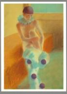 CPM - Pierrot Dressing By Adrian George - N° PC 567 - Peintures & Tableaux