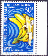 Karemun - Banane (Musa Acuminata) (Mi.Nr.: 514) 1967 - Gest Used Obl - Cameroun (1960-...)