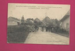 Frontiere Franco Alsacienne - Chavannes Les Grands (Territoire De Belfort) - La Baraque Des Douanes - Route De Magny - Douane