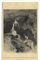 Carte Postale Ancienne Gimel - L'Hermitage De Saint Etienne De Braguse. Dans L'Inferno - France