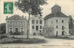 -dpts Div. -ref AF192- Nievre - Mesves Sur Loire - Le Moulin Saget - Moulin A Eau - Moulins A Eau - - France