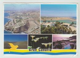 03.09.1998   -  AK/CP/Postcard  Spanien/Kanaren/Gran Canaria -  Gelaufen   - Siehe Scan  (esp 008) - Gran Canaria