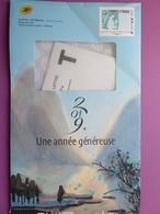 Enveloppe Entier Postal Monde 250 G  Sabine - Philaposte - Phil@poste + Enveloppe Réponse T - 2019 - Entiers Postaux