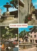 CP - Nans-les-Pins - Var 83 - Non Circulé - Nans-les-Pins