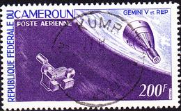 "Karemun - Raumschiff ""Gemini V"" (Mi.Nr.: 451) 1966 - Gest Used Obl - Cameroun (1960-...)"