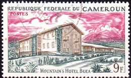 "Karemun - ""Mountains"" Hotel In Buea (Mi.Nr.: 453) 1966 - Gest Used Obl - Cameroun (1960-...)"