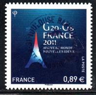 N° 598 - 2011 - France