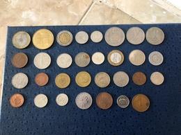 Vrac De Pieces étrangère - Monnaies & Billets