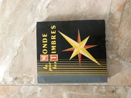 Album De Timbres Du Monde - Collections (en Albums)