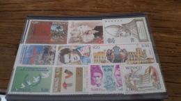 LOT 435735 TIMBRE DE MONACO NEUF**  LUXE FACIALE 7,4 EUROS - Collections, Lots & Séries