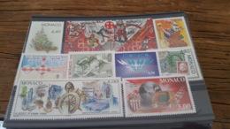 LOT 435736 TIMBRE DE MONACO NEUF**  LUXE FACIALE 7,1 EUROS - Collections, Lots & Séries