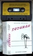 MC MUSICASSETTA ORCHESTRA SPETTACOLO SHOWMAN - ILLUSIONE D'AMORE AC 02 - Cassette