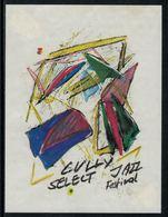 Rare // Etiquette De Vin // Musique //  Cully, Jazz Festival - Musique