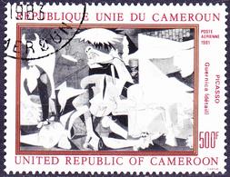Karemun - 100. Geburtstag Von Pablo Picasso (Mi.Nr.: 9633) 1981 - Gest Used Obl - Cameroun (1960-...)
