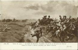 CPA - Salon De 1907 - Tableau De Henri CHARTIER - La Veille De Waterloo, Napoléon à La Tête De Ses Escadrons De ... - Histoire
