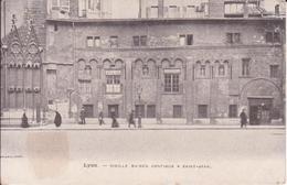 CPA - LYON Vieille Maison Contigue à ST JEAN - Lyon