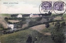 Belgique - Modave - Près De Strée - Vierset-Barse - Pont-de-Bonne - Linchet - La Ferme Philippe Et Le Train - Couleurs - Modave