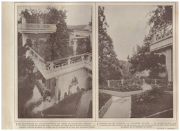 1908 - Iconographie - Bourg-la-Reine (Hauts-de-Seine) - Une Villa En Béton - FRANCO DE PORT - Vieux Papiers