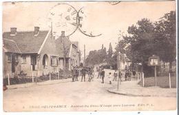 CPAC NORD 59 LILLE DELIVRANCE -Avenue Du Beau-Visage Vers LOMME édit PL N°5 Vendue En L'état - Lille