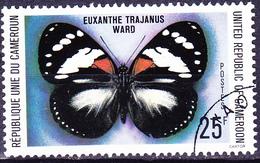 Karemun - Waldkönigin Des Trajans (Euxanthe Trajanus) (Mi.Nr.: 891) 1978 - Gest Used Obl - Cameroun (1960-...)